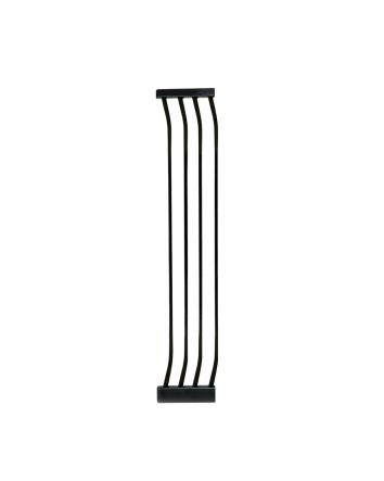 "ZOE 10.5"" EXTRA-TALL GATE EXTENSION - BLACK"